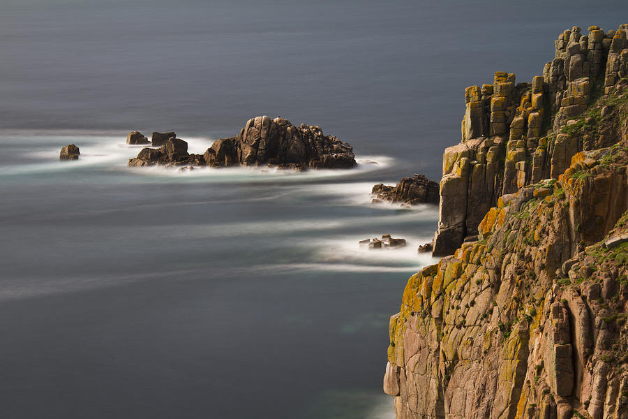 Lands End United Kingdom Photograph  - Lands End United Kingdom Fine Art Print