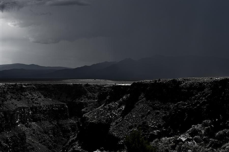 Landscape 17 E Taos Nm Photograph