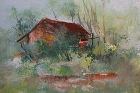 Paintings Painting - Landscape 434 by Sir