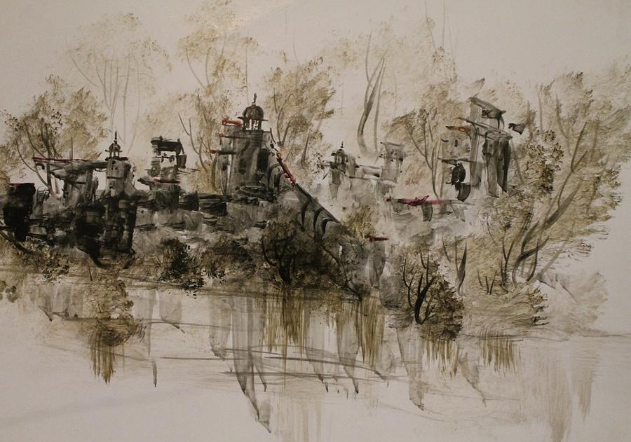 Landscape 6433 Painting
