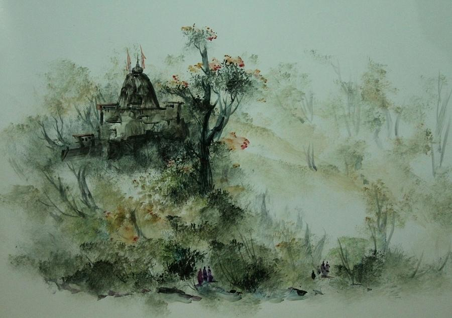 Landscape 7465 Painting