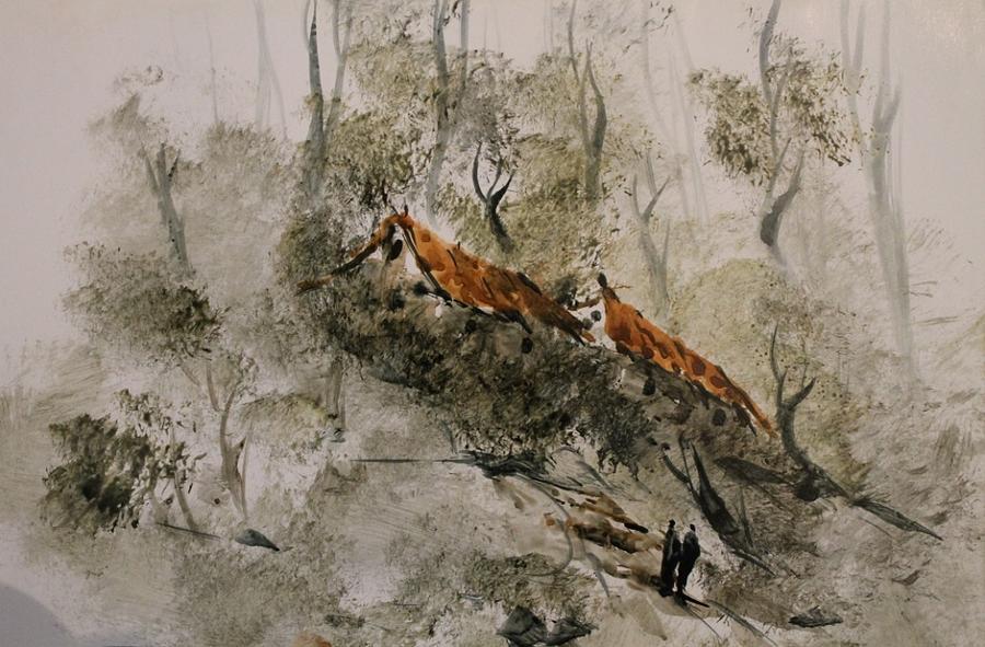 Landscape 7575 Painting