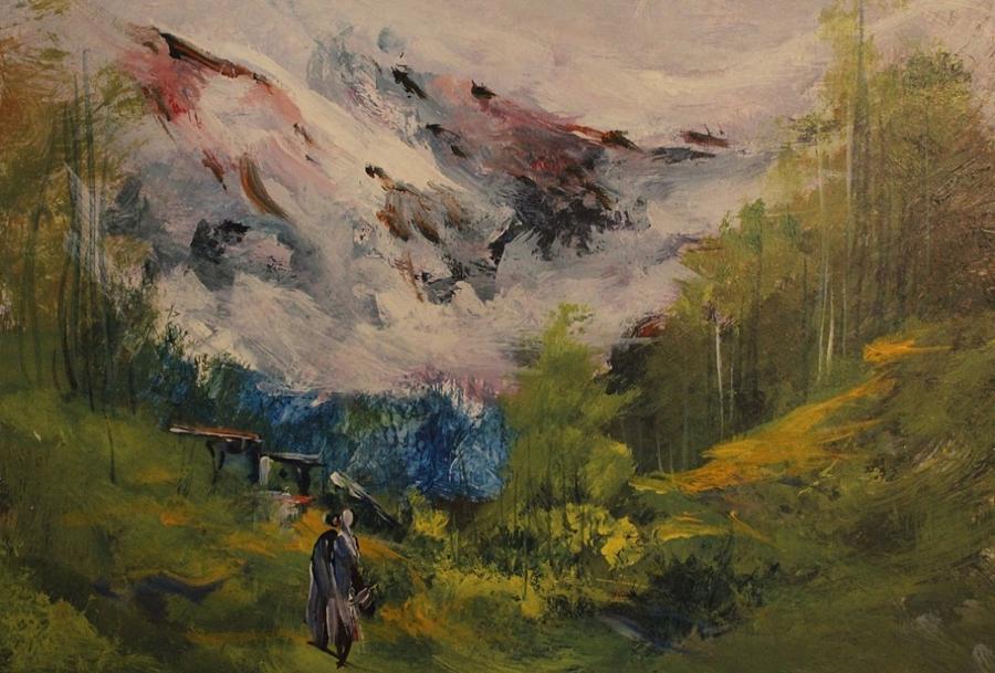 Landscape 9795 Painting