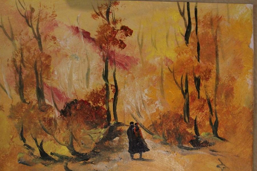 Paintings Painting - Landscape Painting 8457 by Sir