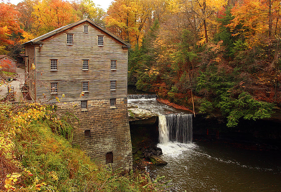 Lantermans Mill Photograph  - Lantermans Mill Fine Art Print