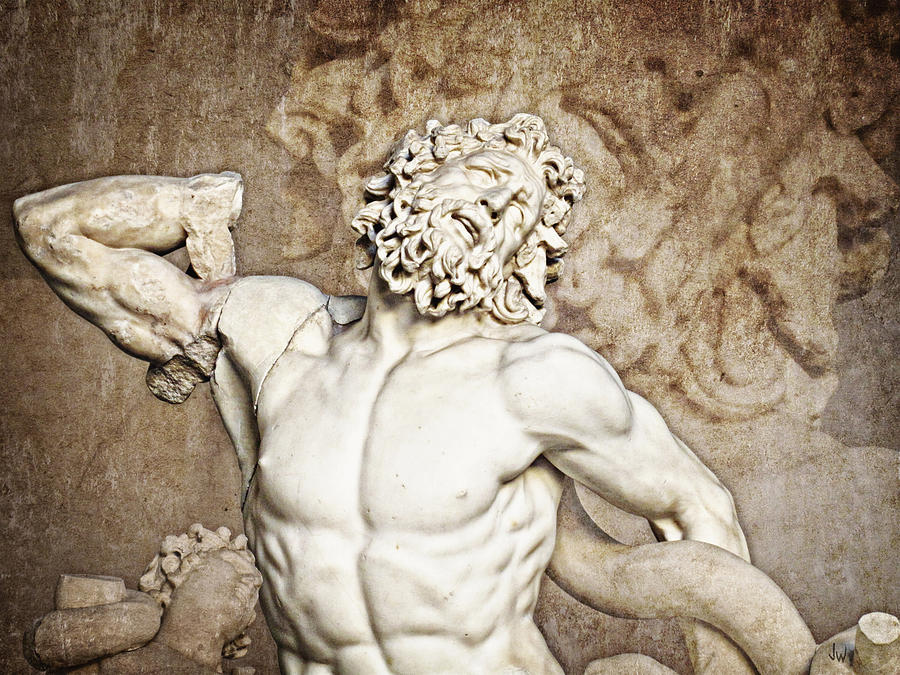 Laocoon Photograph by Joe Winkler