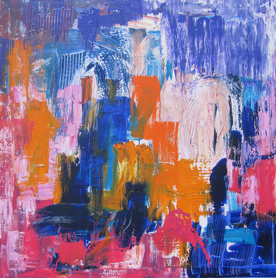 Lareina Painting