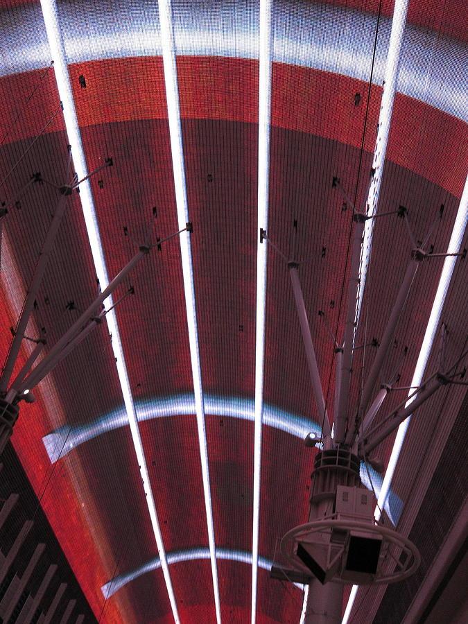 Las Vegas - Fremont Street Experience - 121211 Photograph
