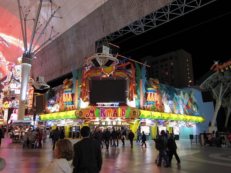Las Vegas - Fremont Street Experience - 12128 Photograph