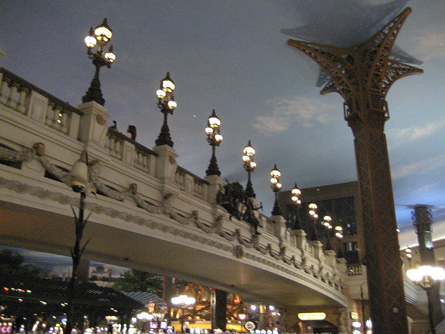 Las Vegas - Paris Casino - 12126 Photograph  - Las Vegas - Paris Casino - 12126 Fine Art Print