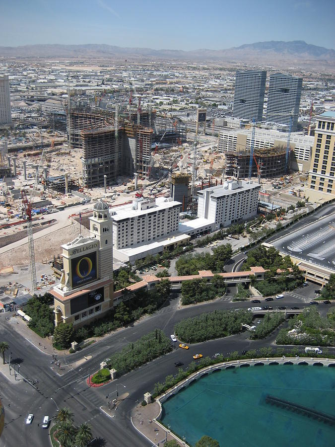 Las Vegas - The Srip - 12129 Photograph