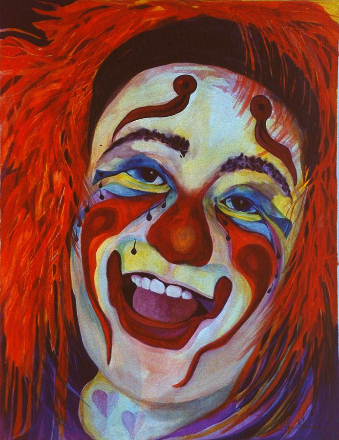 Last Laugh Painting