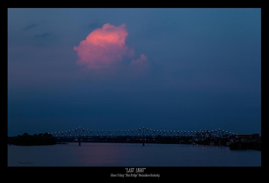 David Lester Photograph - Last Light by David Lester