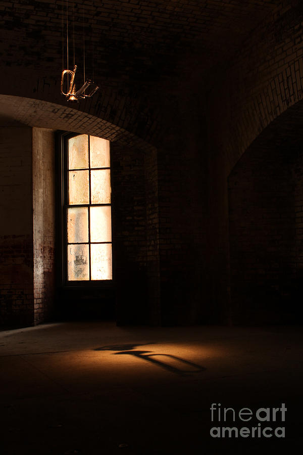 Fort Point Photograph - Last Song by Suzanne Luft