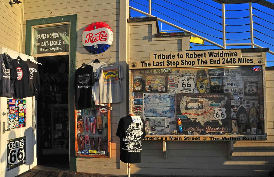 Last Stop Shop Photograph