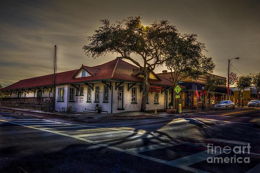 Last Stop Tarpon Springs Photograph