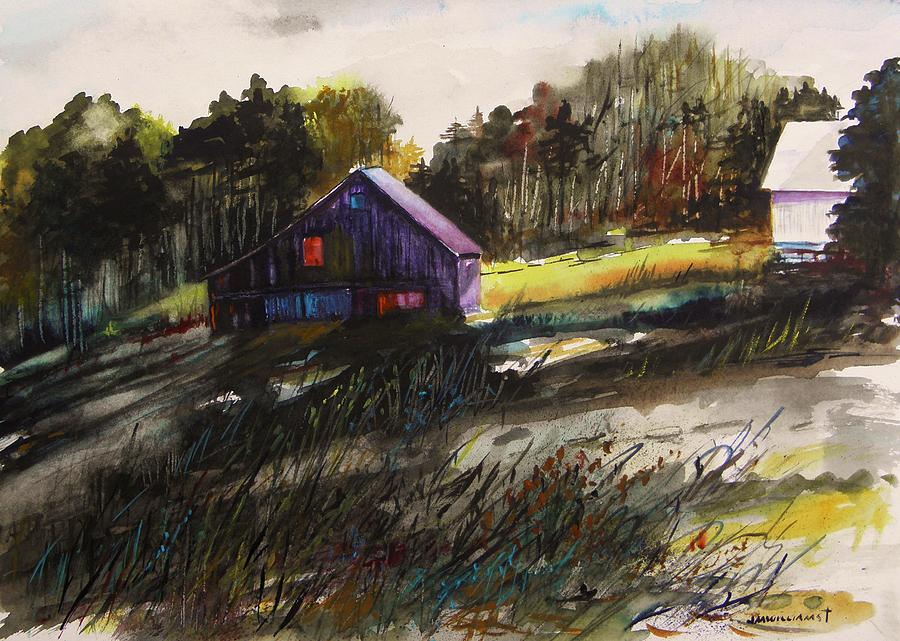 Last Sunlight Painting