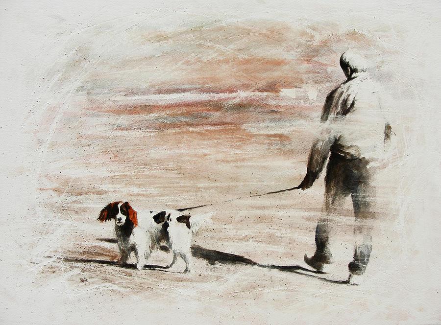 Last Walk Painting