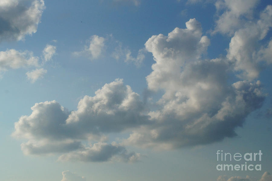 late afternoon clouds - photo #19