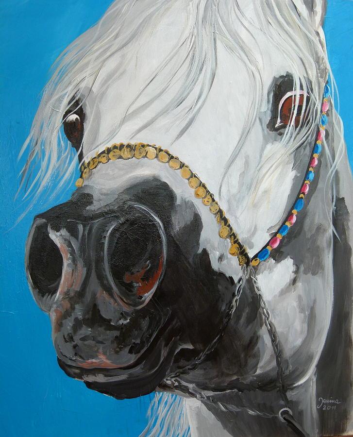 Latif Al Jazar Painting