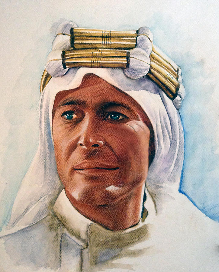 lawrence of arabia thesis Lawrence of arabia by david lean is a classic film set during world war i in the middle east, centered on british army.