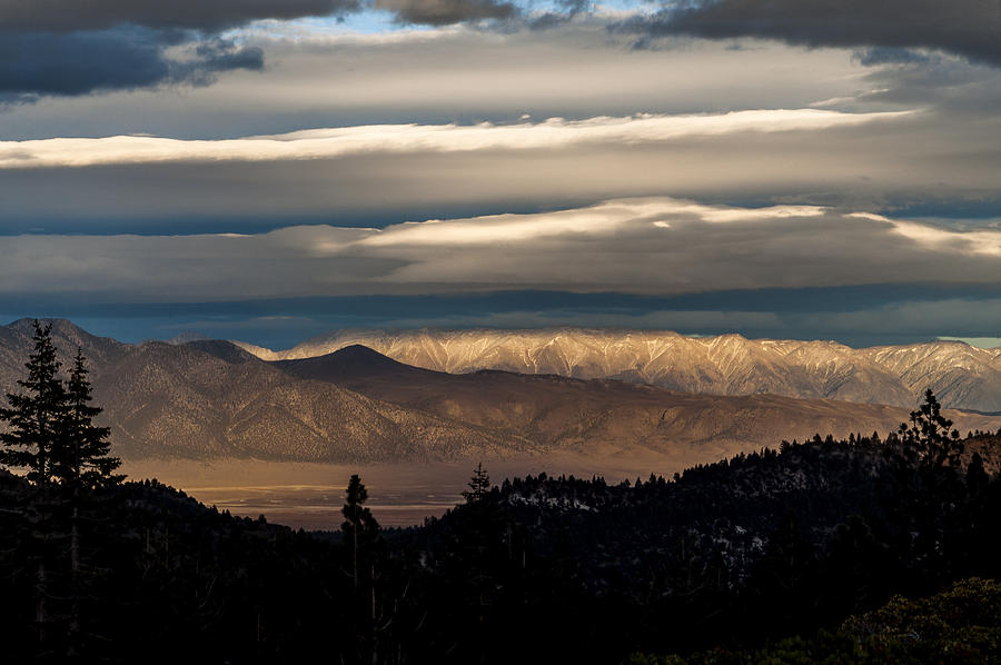 Clouds Photograph - Layers by Cat Connor