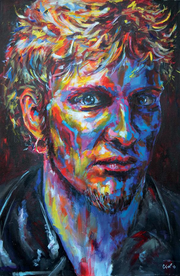 layne staley painting by chris figat