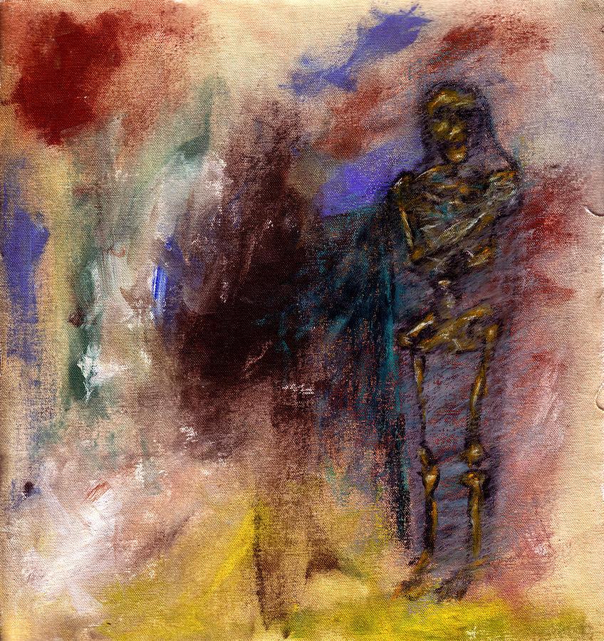 Lazarus Painting
