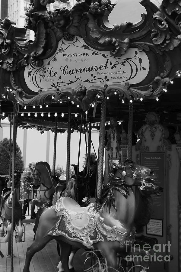 Le Carrousel Photograph
