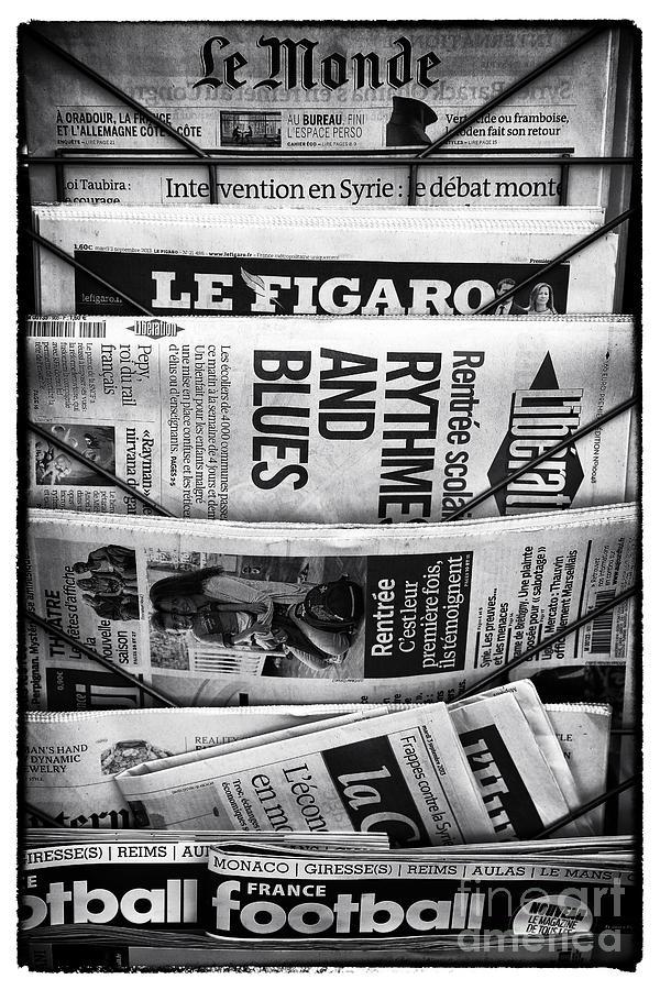 Le Monde Photograph