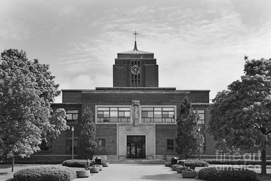Le Moyne College Grewen Hall Photograph