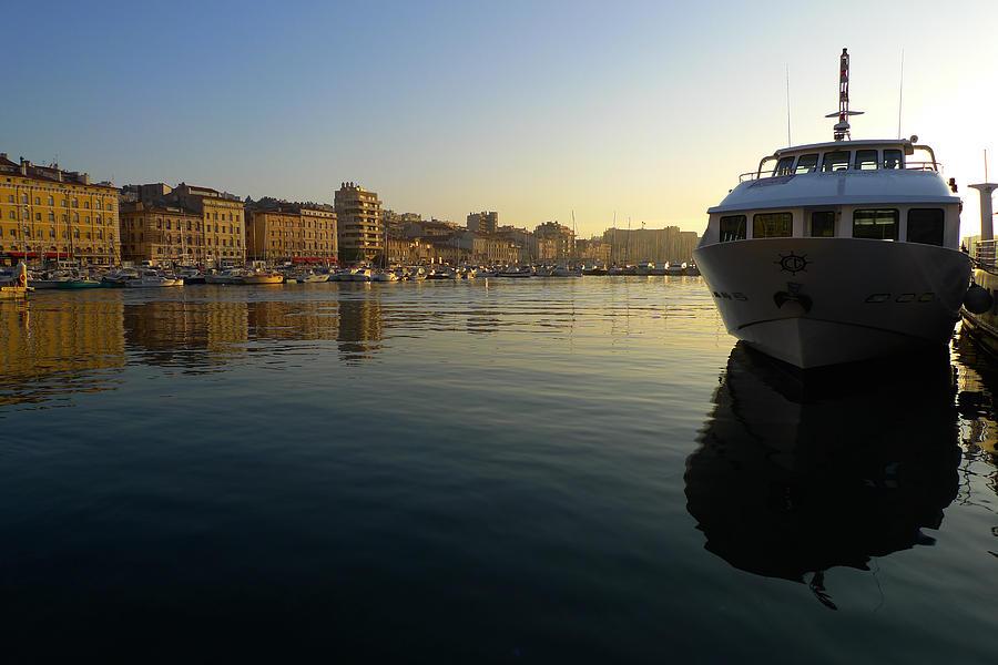Le Vieux Port Marseille Photograph