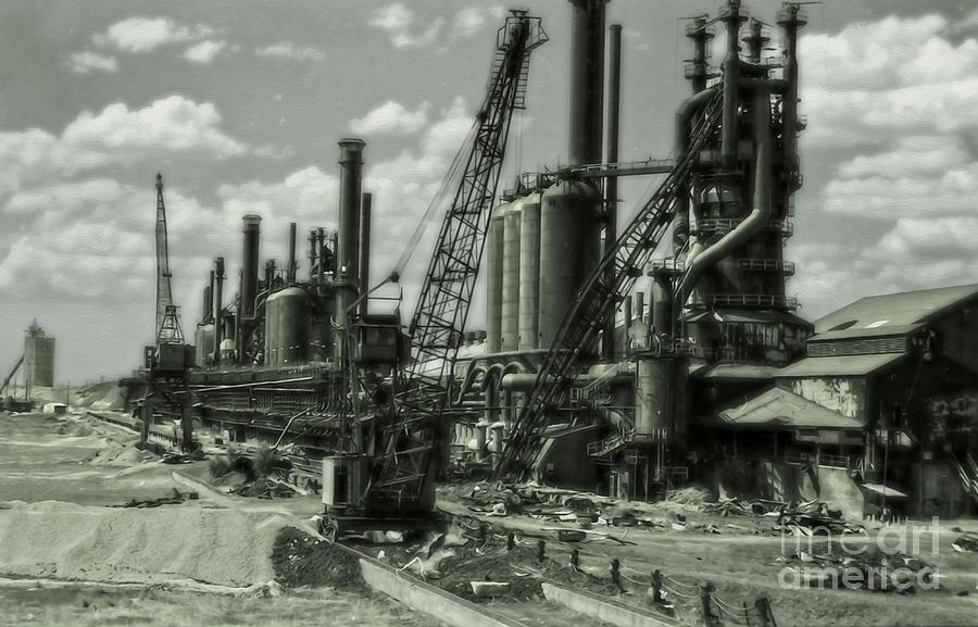 Leadville Factory Photograph