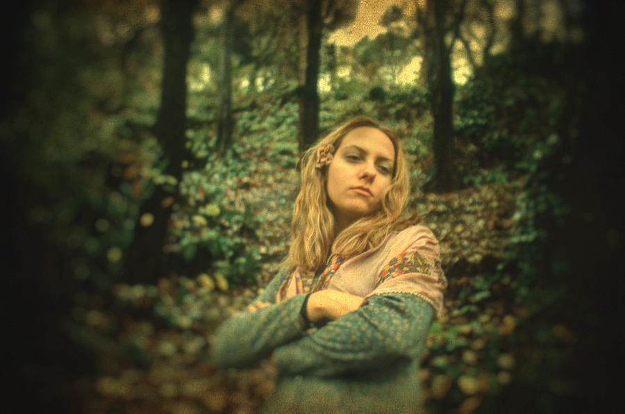 Portrait Photograph - Leaving Eden by Taylan Soyturk