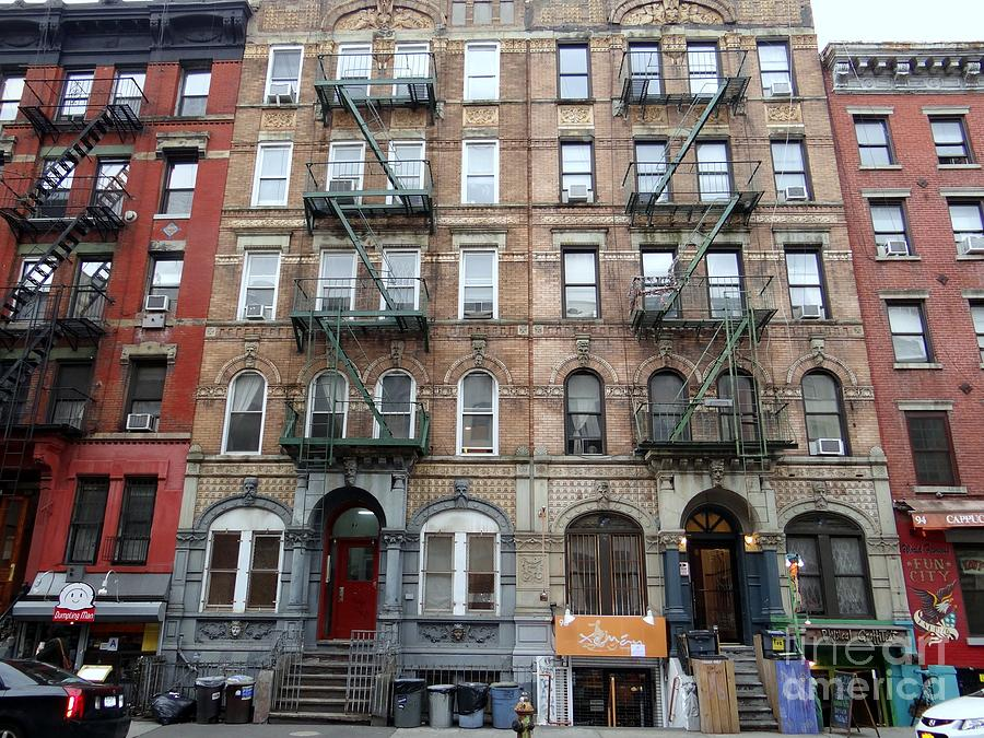 Led Zeppelin Physical Graffiti Building Photograph By Ed