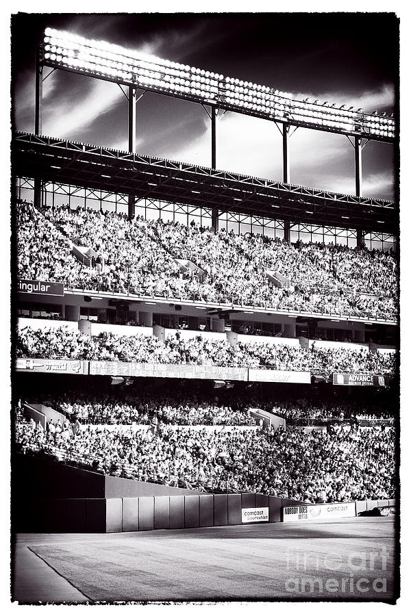 Left Field Photograph  - Left Field Fine Art Print