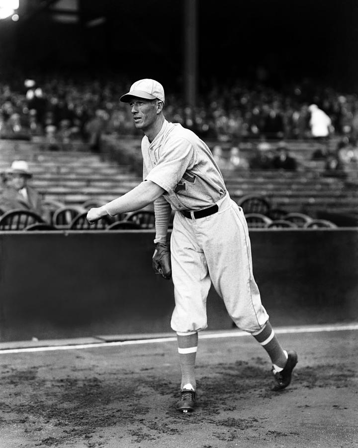 Retro Images Archive Photograph - Lefty Grove Light Warm Up by Retro Images Archive