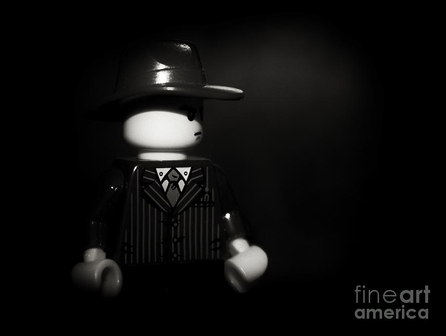 Lego Film Noir 1 Photograph