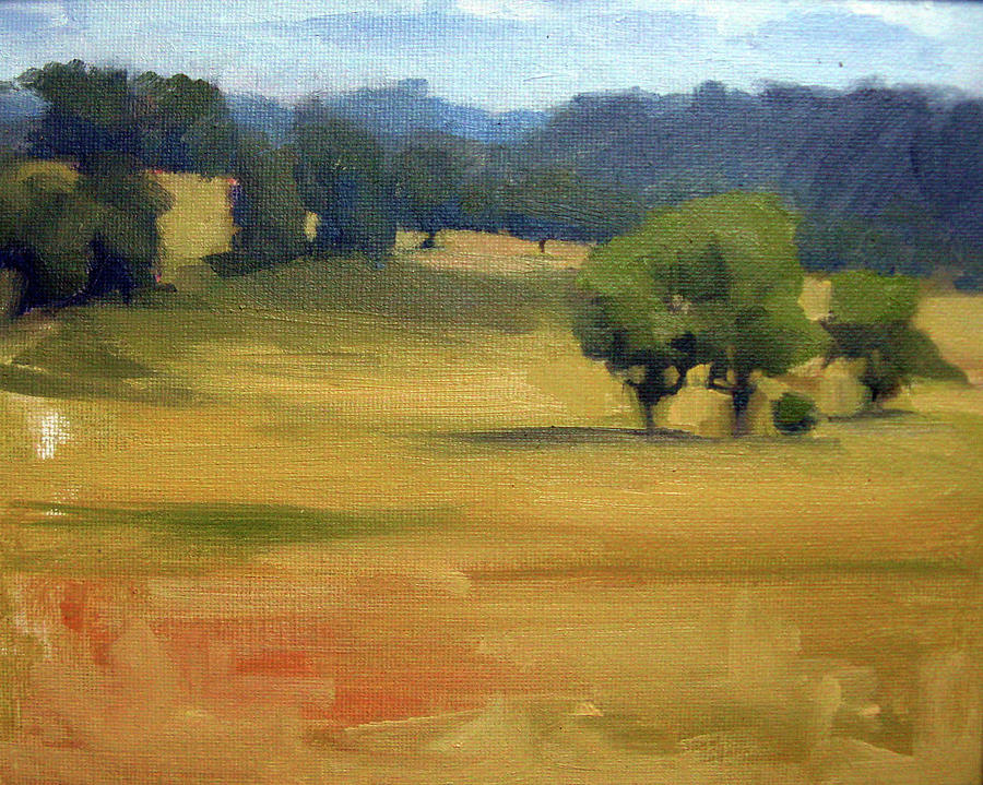 Leipers Fork I Painting