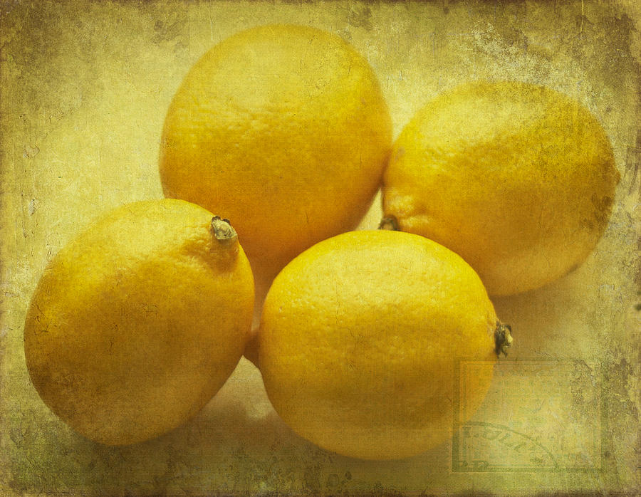 Lemons Photograph