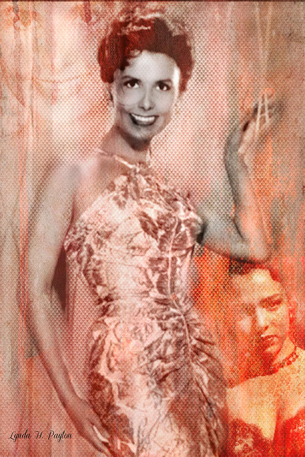 Lena Horne Digital Art
