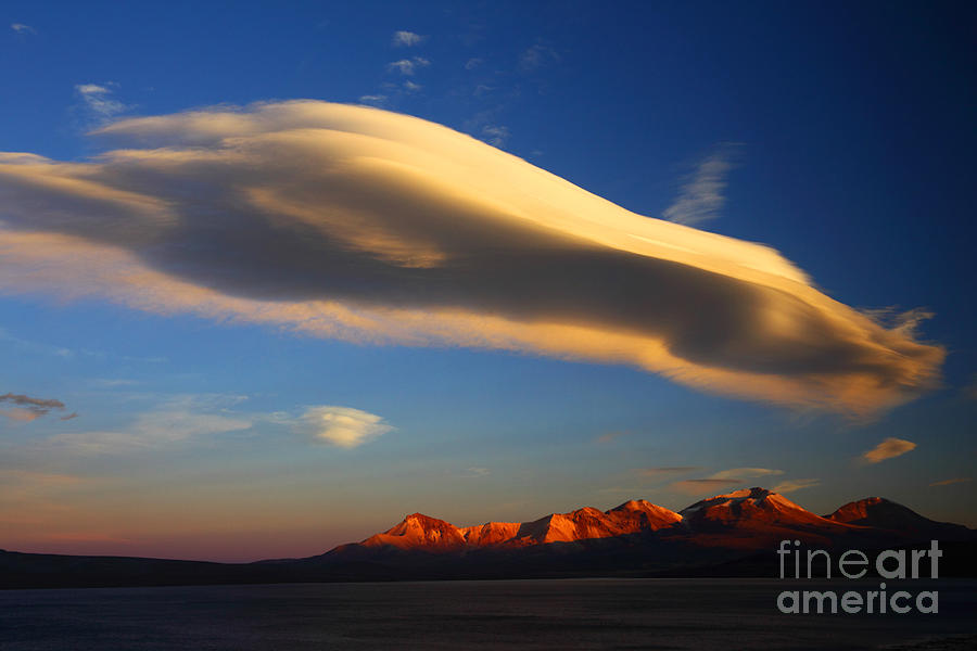 Lenticular Magic Photograph