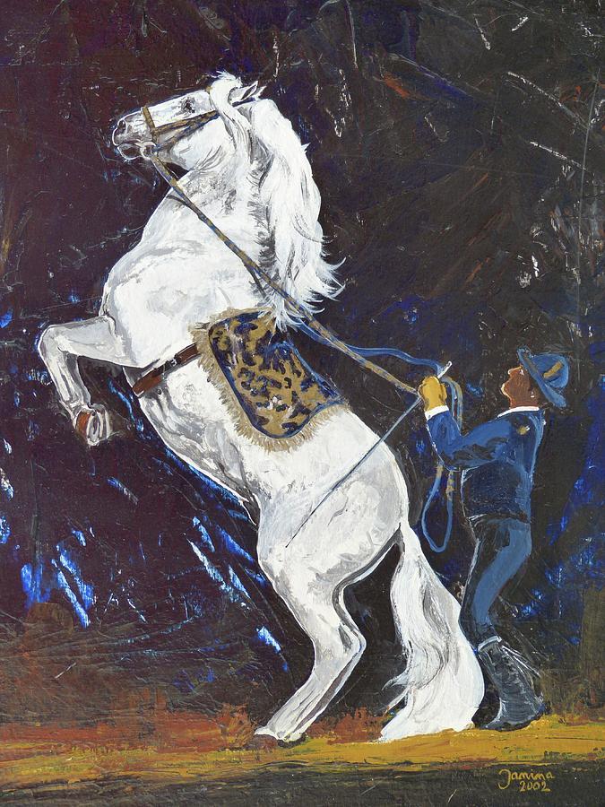 Levada Painting