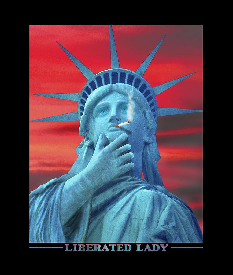 Liberated Lady Photograph
