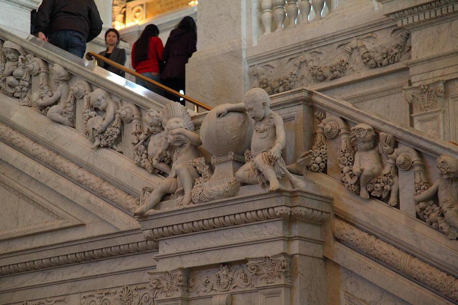 Library Of Congress - Washington Dc - 011313 Photograph