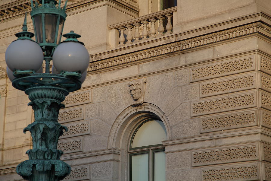Library Of Congress - Washington Dc - 011327 Photograph