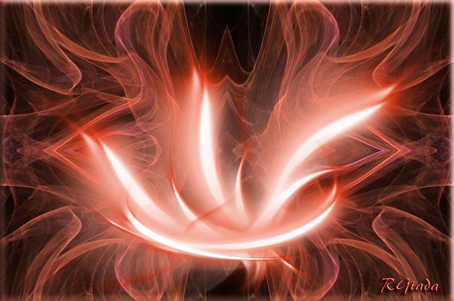 Lifeforce Digital Art