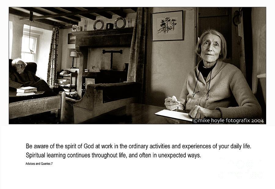Lifelong Quakers Digital Art