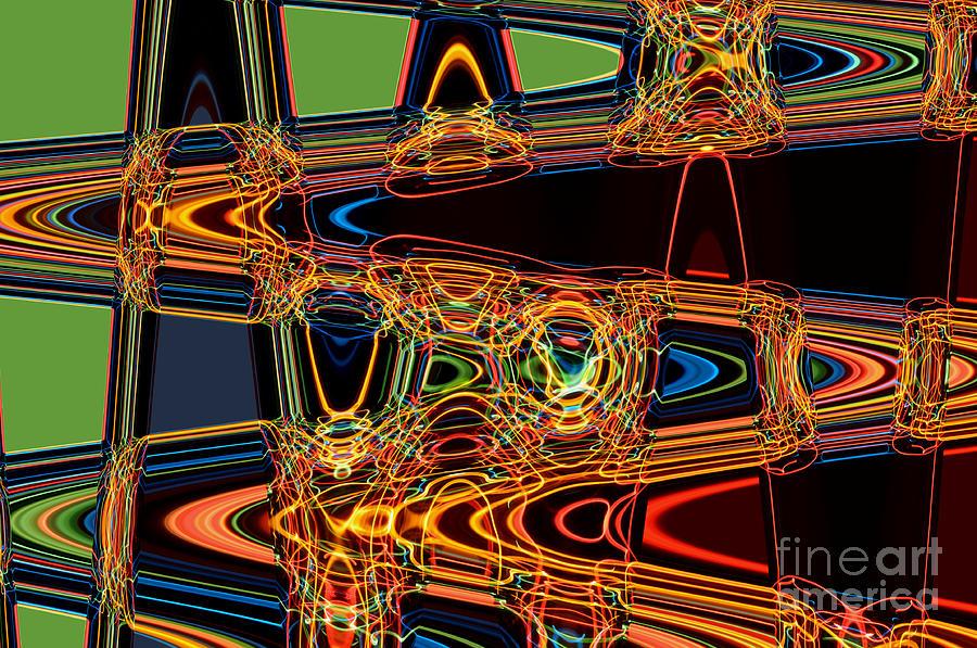 Light Painting 3 Digital Art