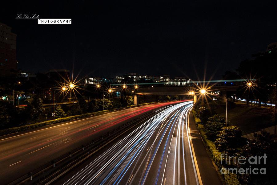Light Passing Photograph
